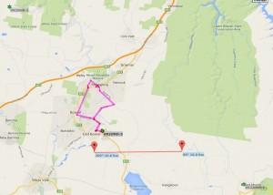 Google Maps APRS - Mozilla Firefox firefox 18/10/2014 , 10:54:22