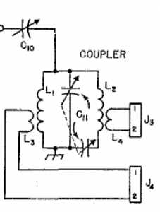 Fig 0: Output circuit of the original Z-match
