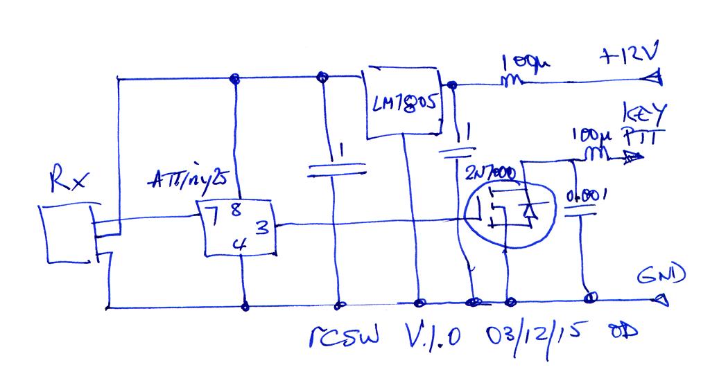 Rc On Off Switch Wiring Diagram - Circuit Diagram Symbols •
