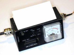 OldVswrMeter01