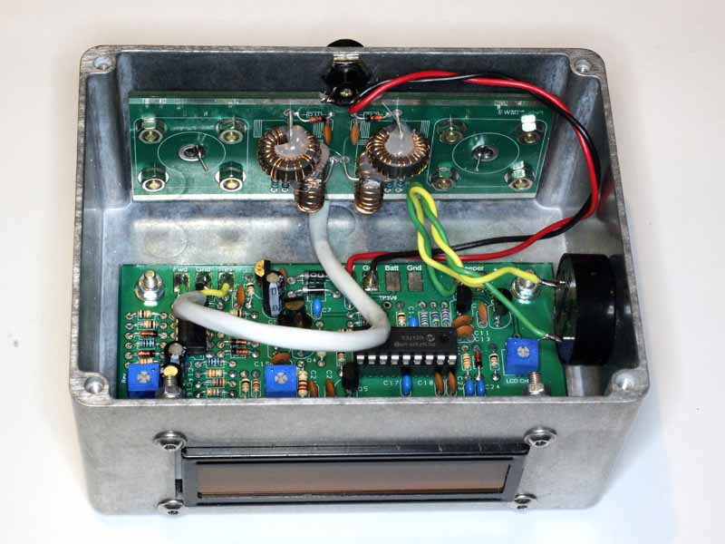 Radio-Kits SWR meter – build and review – owenduffy net