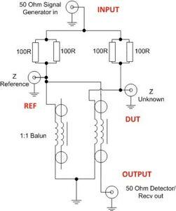 60dBm com 0 1-3000MHz Return Loss Bridge – owenduffy net