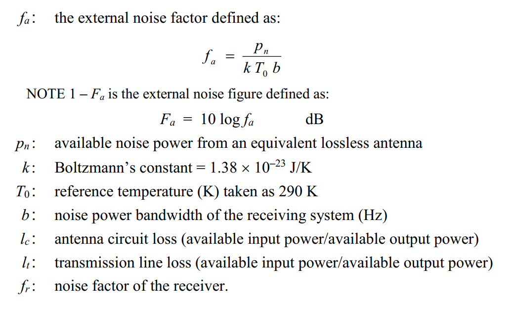 Measuring ambient noise level using a