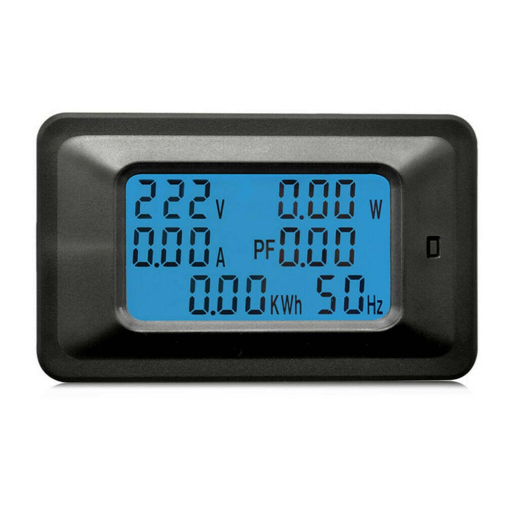 A handy 230VAC 15A inline power meter based on an inexpensive module from eBay