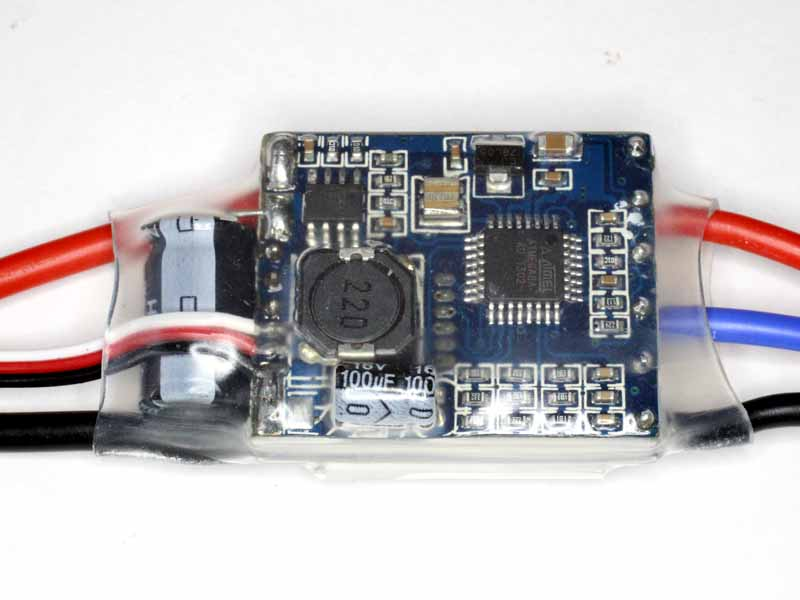 Hobbyking 30a blueseries brushless speed controller manual
