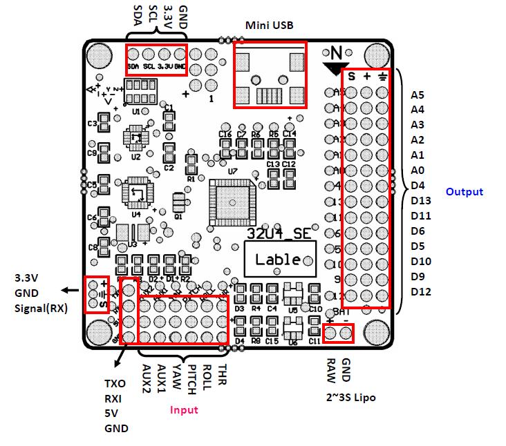 quadcopter wiring diagram manual f330 quadcopter  25 04 2014 build   f330 quadcopter  25 04 2014 build
