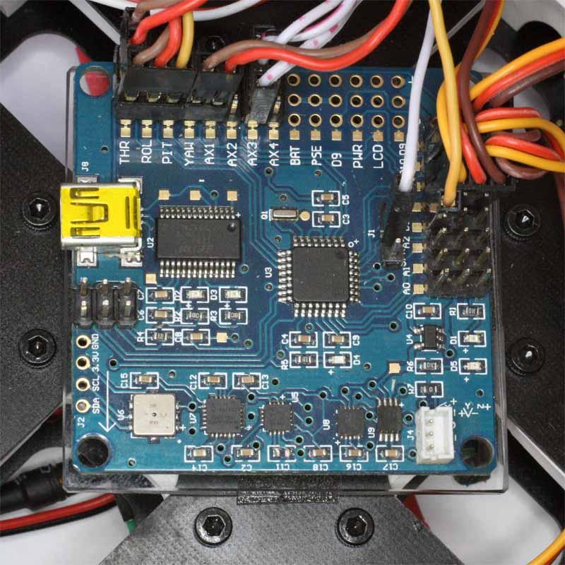 q450 quadcopter 15 03 2015 build fig 4